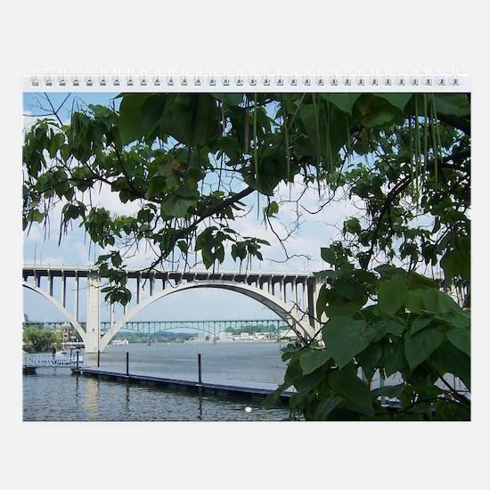 Tennessee Beauty Wall Calendar