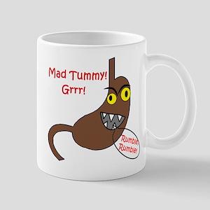 Mad tummy Mug