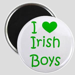 I Heart Irish Boys Magnet