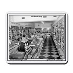 Hill Drug interior - Mousepad