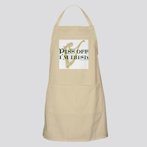 Piss Off I'm Irish BBQ Apron