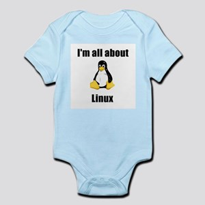 Tux: I'm All About Linux! Infant Creeper