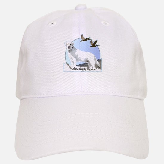 Labs simply the best Baseball Baseball Cap