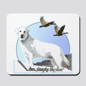Labs simply the best Mousepad