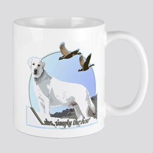 Labs simply the best Mug