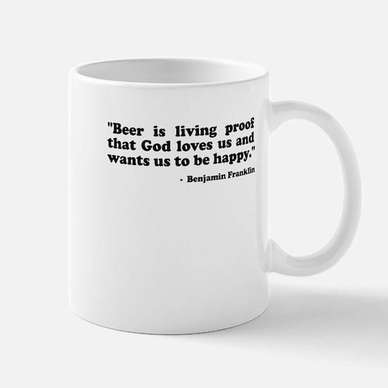 Ben Quote Mug