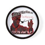 Don C Wall Clock
