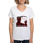 Don C Women's V-Neck T-Shirt