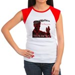 Don C Women's Cap Sleeve T-Shirt