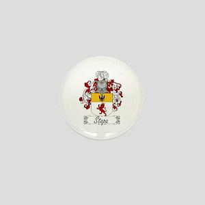 Stopa Family Crest Mini Button