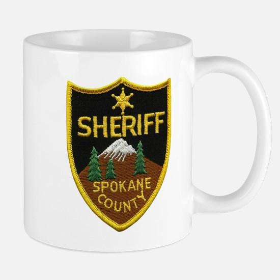Spokane County Sheriff Mug