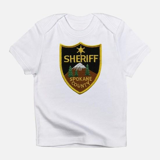 Spokane County Sheriff Infant T-Shirt