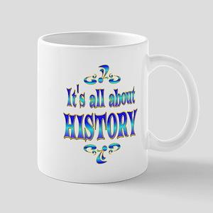 About History Mug