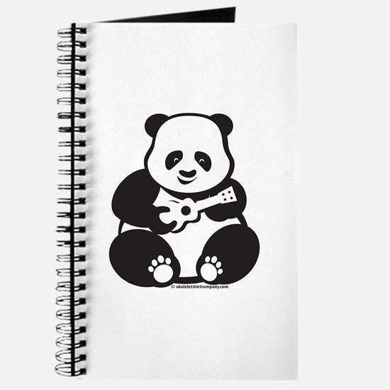 Ukulele Panda Journal