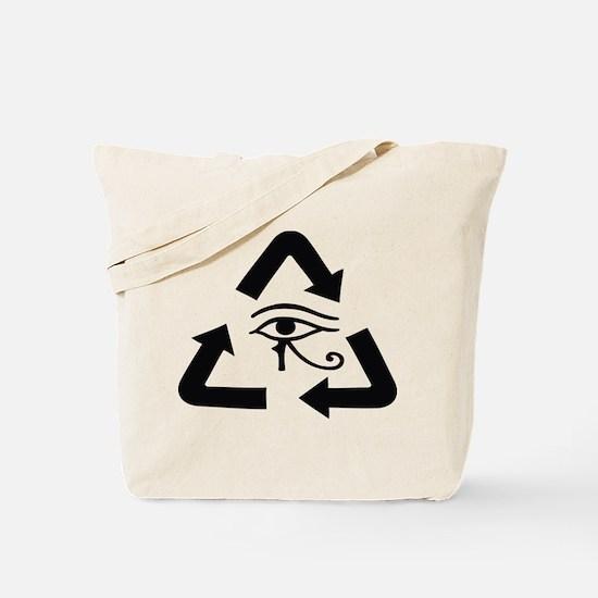 Recycle - Reincarnate Tote Bag