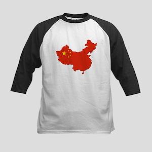 China Kids Baseball Jersey