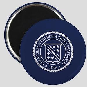 Phi Delta Theta Seal Magnet