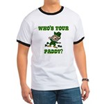 Who's Your Paddy? Ringer T