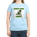 Who's Your Paddy? Women's Pink T-Shirt