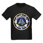 USS BIGELOW Kids Dark T-Shirt