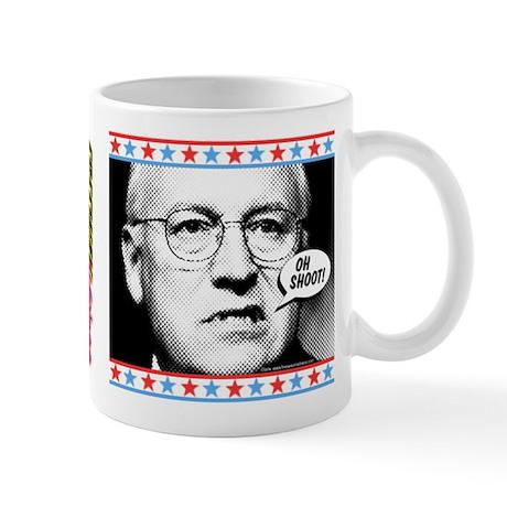 Oh Shoot! Mug