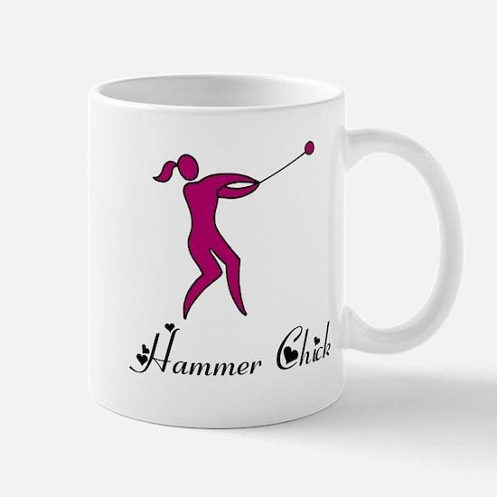 Hammer Chick Mug
