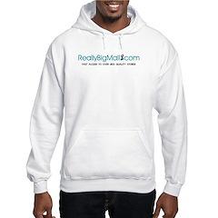Really Big Mall Men's Hooded Sweatshirt