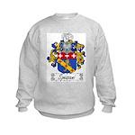 Spezzani Family Crest Kids Sweatshirt