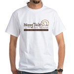 Happy Tails Dog Rescue White T-Shirt