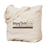 Happy Tails Dog Rescue Tote Bag
