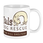 Happy Tails Dog Rescue Mug