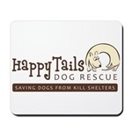 Happy Tails Dog Rescue Mousepad