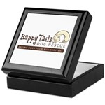 Happy Tails Dog Rescue Keepsake Box