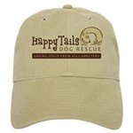 Happy Tails Dog Rescue Cap