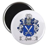 Spada Family Crest Magnet