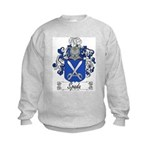 Spada Family Crest Kids Sweatshirt