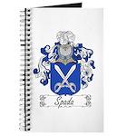 Spada Family Crest Journal