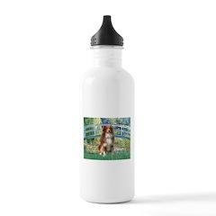 Bridge-Aussie Shep #4 Water Bottle