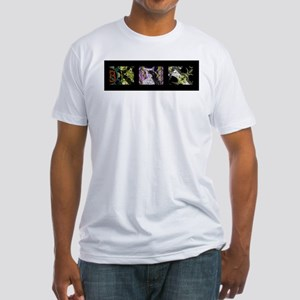 Demons Fitted T-Shirt