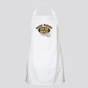 Instant Hygienist Just Add Coffee Apron