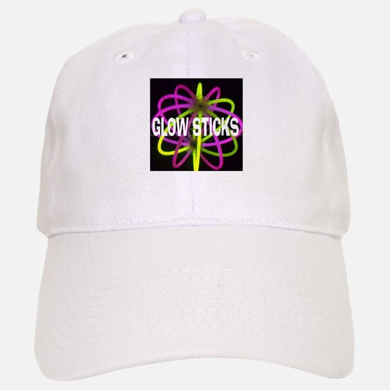 Glow Sticks Baseball Baseball Cap