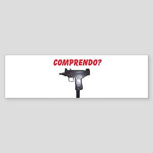 QUE PASA? Sticker (Bumper)