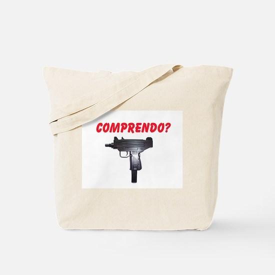 QUE PASA? Tote Bag