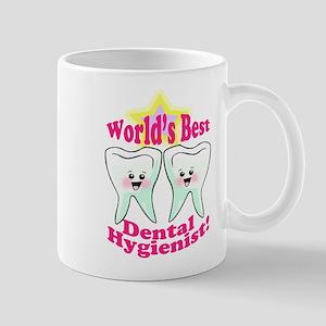 Worlds Best Dental Hygienist Mug