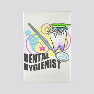 Dental Hygienist Rectangle Magnet