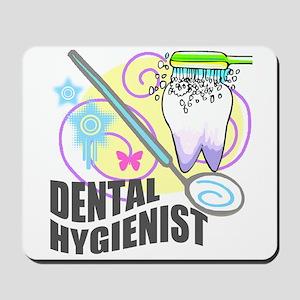Dental Hygienist Mousepad