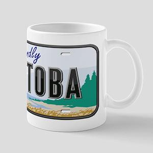 Friendly Manitoba Mug