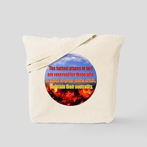 Hottest Places Tote Bag
