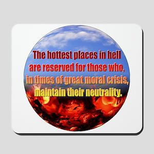 Hottest Places Mousepad