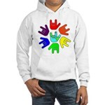 Love of Many Colors Hooded Sweatshirt